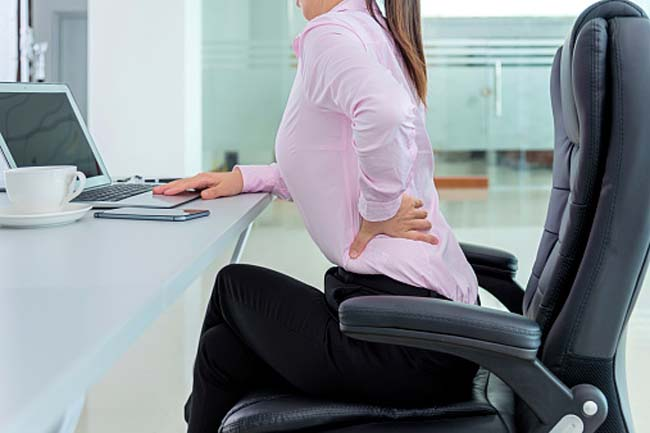 Benefits of Yoga with a chair