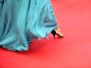 Cannes: The real harm of <strong>wearing</strong> high heels