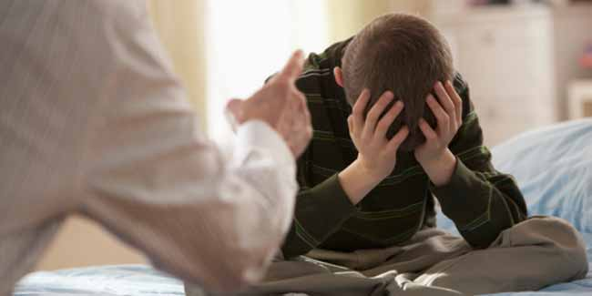 5 Ways you should never use to punish your child