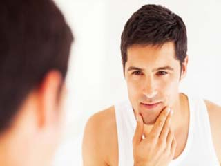 The best skin care quickies men with oily skin can get