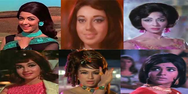 100 Years of Indian beauty: nail that retro look