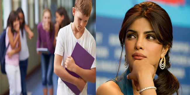 Priyanka Chopra gives you tips on how to deal with bullies