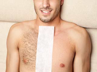 Follow these <strong>easy</strong> waxing tips for men