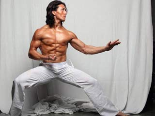 Tiger Shroff: I don't believe in supplements