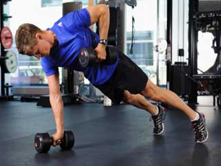 Make your workout easy with this 2-<strong>minute</strong> routine