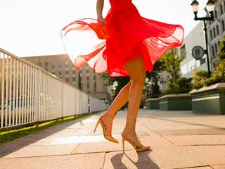 5 Moves for glam gams