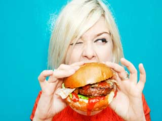 Why hungry people focus on food related words