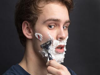 Home remedies for <strong>shaving</strong> discomfort
