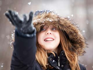 What parents can do to make winter safe for children