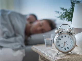 Sleep at exactly the same time every <strong>day</strong> to stay healthy