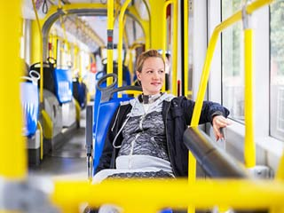 A <strong>guide</strong> on travelling by bus When pregnant
