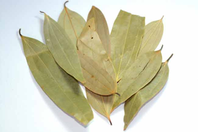 Numerous wonders of bay leaves