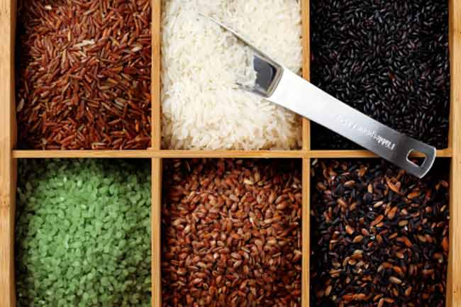 Rice is an integral part of Indian diet