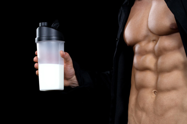 You must eat protein within an hour after workout