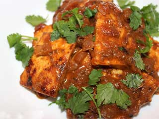 How to make protein rich tofu <strong>masala</strong> at home