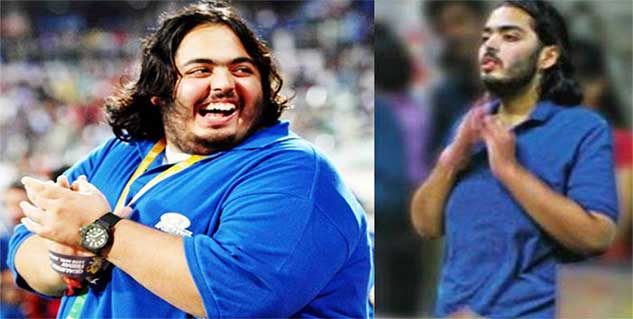 anant ambani in hindi