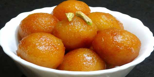 gulab jamun in hindi