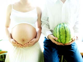 Watermelon to prevent dehydration in pregnant women