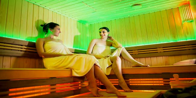 Know all about infrared sauna therapy and its health benefits