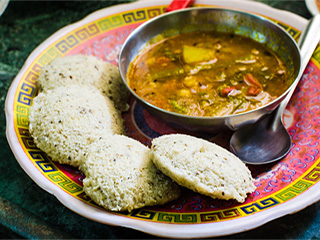 Oats idli recipe for <strong>fitness</strong> <strong>freaks</strong>
