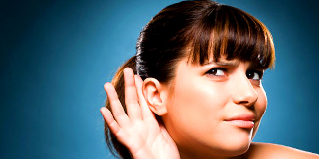 Dealing with hearing loss