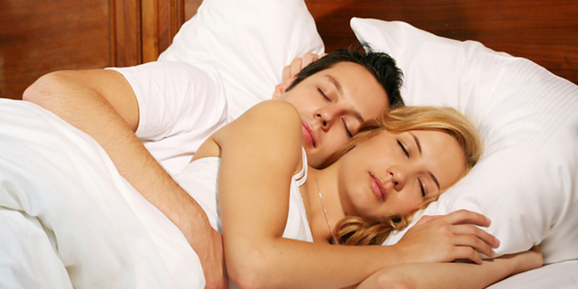Adequate sleep is the key to happy married life