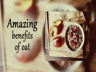 Amazing health benefits of oats
