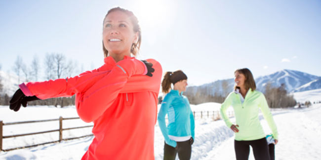 Common winter health excuses you make