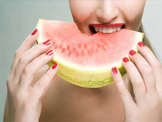 Fruitylicious cure for ageing <strong>skin</strong>