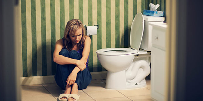 Osteopathic treatment for constipation
