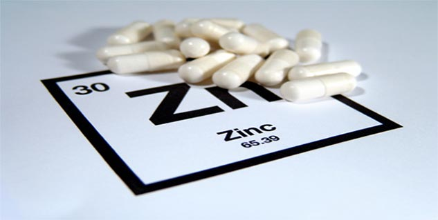 Zinc in Your Diet in Hindi