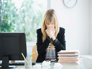 Is office making you sick? Here are the reasons!