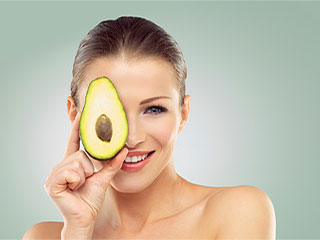 How avocado solve beauty problems