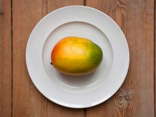 Mango can give you glowing and spotless skin