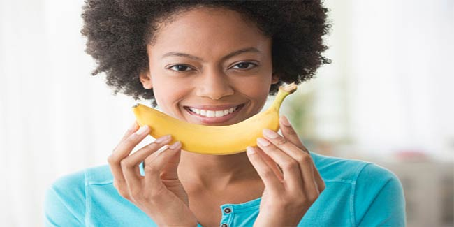 Use ripe banana to solve all your beauty problems