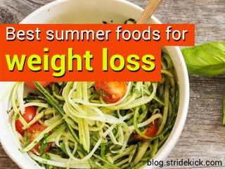 Best <strong>summer</strong> foods for weight loss
