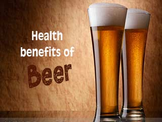 Health <strong>benefits</strong> of beer