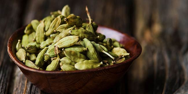 How cardamom helps in hypertension