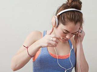 Learn how to get over music addiction