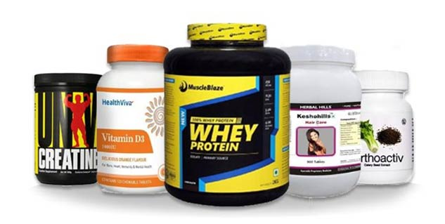 Top 5 supplements