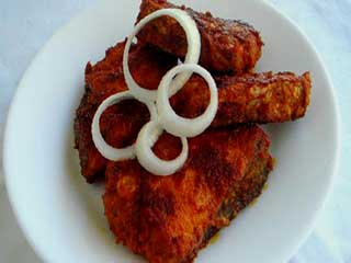 How to make masala fish fry at home