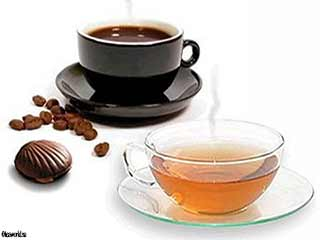 Tea or coffee which is healthier