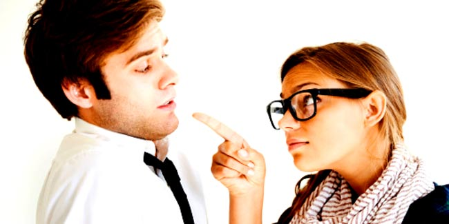 tricky ways to deal with your rude girlfriend snr