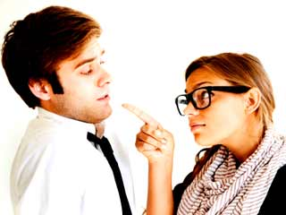 Tricky ways to deal with your rude girlfriend