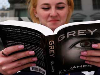 "Women who read ""Fifty Shades of Grey'' are most likely to be in an abusive relationship, suggests study"