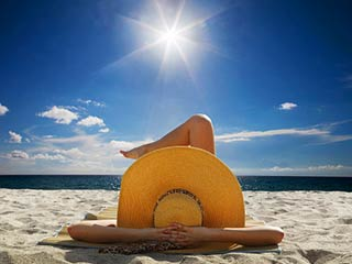 Tanning can decrease synthesis of vitamin D in the body