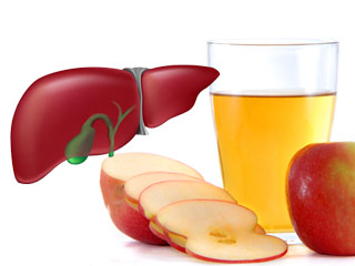 How to <strong>cleanse</strong> your <strong>liver</strong> with apple cider vinegar
