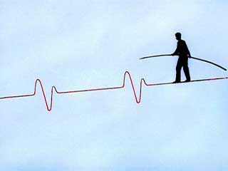 Excessive tension may contribute to heart disease