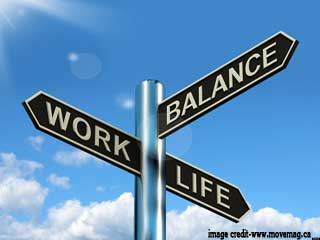 How to maintain a work life balance