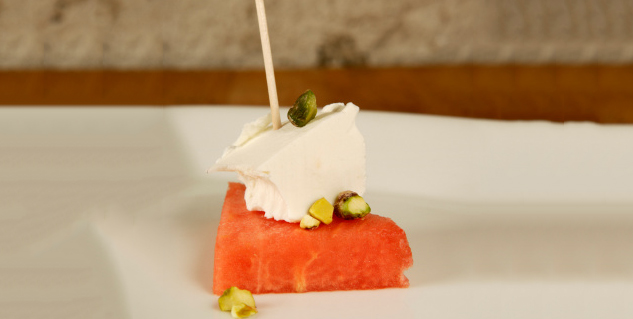 watermelon skewers in hindi
